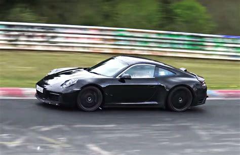 porsche hybrid 911 porsche spanks all hybrid 911 around nurburgring