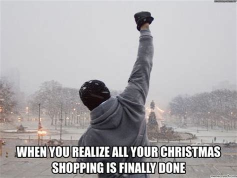 Christmas Shopping Meme - done in a day a no nonsense christmas shopping plan