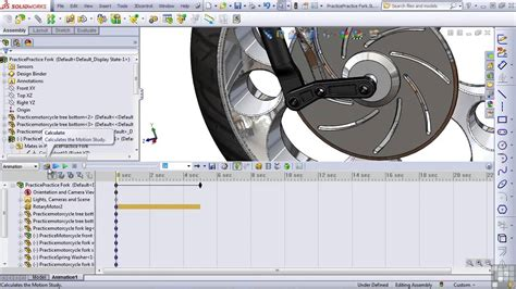 tutorial solidworks 2013 youtube solidworks 2013 tutorial simple animation youtube