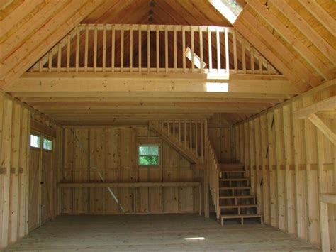 shed  loft  staircase    shed loft