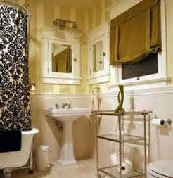 wallpapered bathrooms ideas dgmagnets home design and decoration ideas