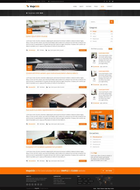 layout design for blog majestik blog layout design by majestik91 on deviantart