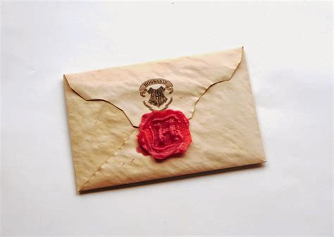Hochzeitseinladung Harry Potter by Do It For Yourself Mein Hogwarts Brief Diy Selber