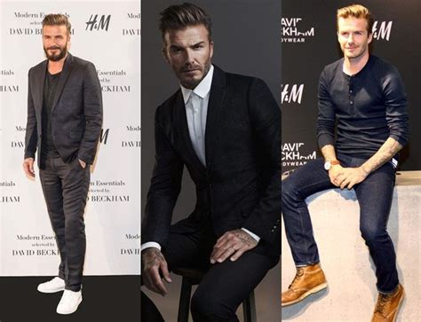 7 tips to dress up like david beckham