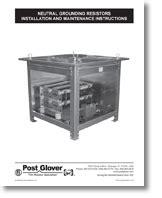 post grounding resistors neutral grounding resistors installation and maintenance 28 images neutral ground resistor