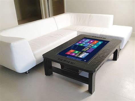 awesome touchscreen coffee table