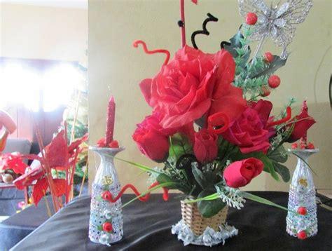 manualidades candelabros centro de mesa y candelabros para 15 a 241 os manualidades