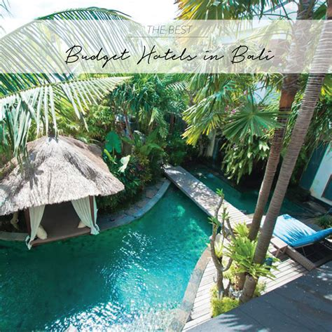 budget hotels  bali  asia collective