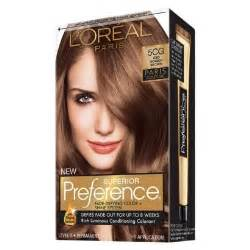 l oreal hair color l oreal preference hair color iced golden brown 5cg hair