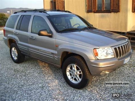 Jeep Grand 2000 Road 2000 Jeep Grand Limited 3100 Td Car Photo And Specs
