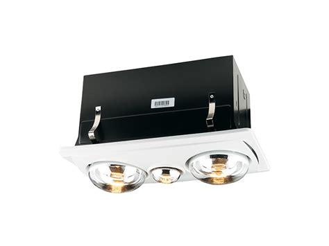 Hpm Heat L by Clipsal 7600atp Fan Light Heater Unit 3 In 1 2 X