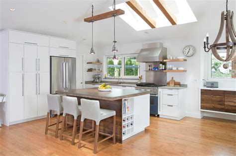 barnwood cabinets houzz modern cabinets with barn wood contemporary kitchen