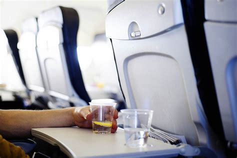 Airplane Tray Table by Study The Dirtiest Place On An Airplane Isn T The