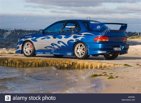 subaru sports car wrx modified performance subaru wrx japanese sports car