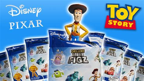 Disney Playtime Stories 7 Stories disney pixar bags 7 x opening collectables from story cars and monsters inc
