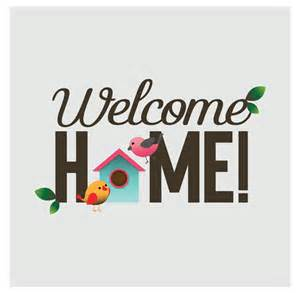 welcome home welcome home on behance