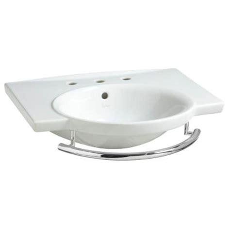 Porcher Sapho Pedestal Sink porcher sapho ii 6 1 2 in pedestal sink basin with single