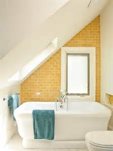 Yellow And Teal Bathroom » New Home Design