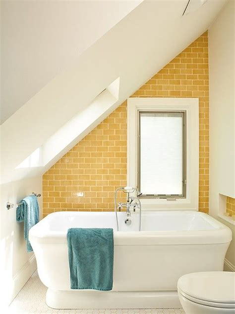 small attic bathroom ideas 38 practical attic bathroom design ideas digsdigs