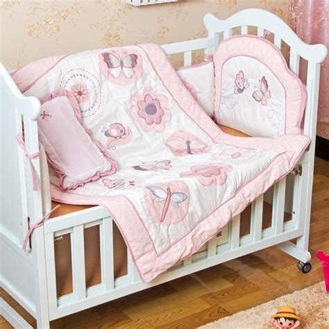 Baby Cribs With Mattress Included Summer Ruffle Baby Bed Cot Bed Around Newborn Crib Bedding Package Wai Wai A Family Of Jpg