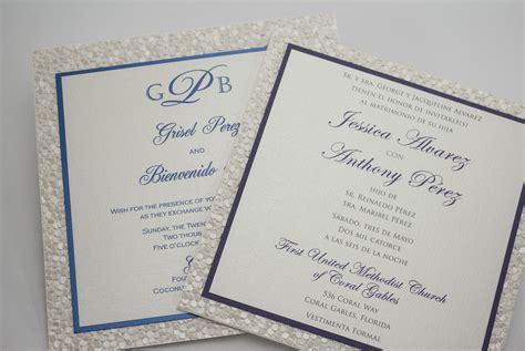 Pebble Paper For Invitations