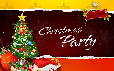 editable tarpaulin layout free download colorful christmas party tarpaulin psd 171 coldfiredsgn