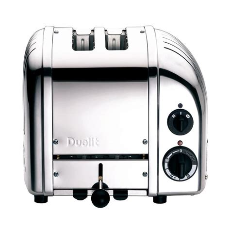 Chrome Toaster Dualit New 2 Slice Chrome Toaster 20293 The Home Depot