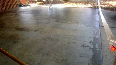 Carport Floor painted concrete carport floor flickr photo