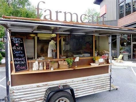 modern food truck design farm 255 food cart athens ga travel pinterest