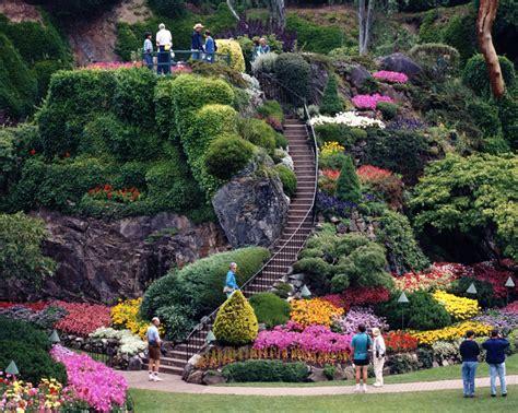 butchart gardens hours