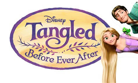 before the after series look at tangled before after animated series