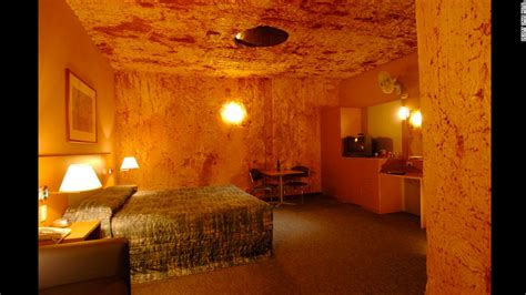 An Underground Room by Rooms With No View Underground Stays Cnn