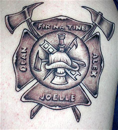maltese cross tattoos designs firefighter cross tattoos