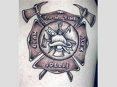 Firefighter Tattoos Firefighter Tattoo
