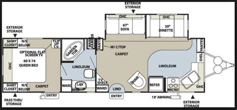 rockwood trailer floor plans 2006 rockwood travel trailer floor plans carpet vidalondon