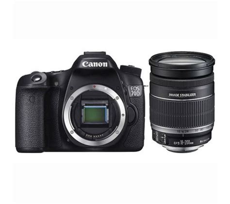 Canon Eos 70d 18 200mm Is eos 70d avec objectif 18 200mm is canon pickture