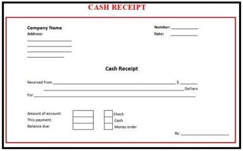 Summer C Receipt Template by 8 Receipt Templates Word Excel Pdf Formats