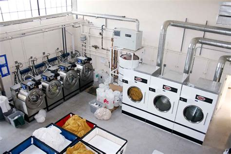Laundry Equipment What Is It Like To Own A Coin Laundry Commercial Laundry