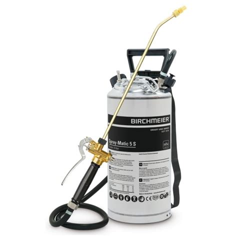 Sprei Automotive Uk 200x200x30 Cm birchmeier spray matic 5 s with and compressed
