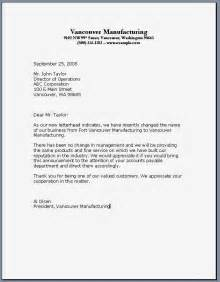 Formal Business Letter Template by Formal Business Letter Format Business Letter Format