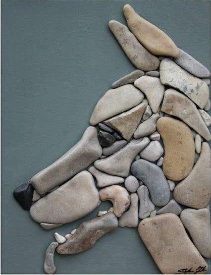 awesome stone crafts creativity