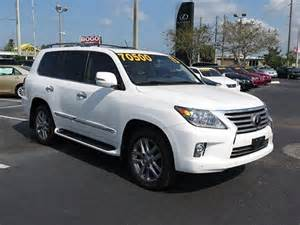 Lexus Suv 2015 2015 Lexus Lx570 Suv Used Car For Sale In United Arab