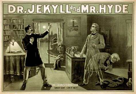 themes found in dr jekyll and mr hyde the duality of human nature in strange case of dr jekyll