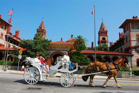 Carriage Rides In St Augustine Fl