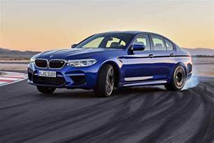 2018 bmw m5 packs all wheel drive 600 ps auto industry news
