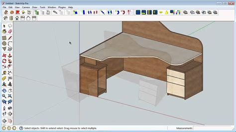 3d furniture layout autodesk inventor 3d model usage in sketchup for interior