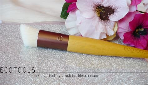 Ecotools Skin Perfecting Brush For Bbcc ecotools skin perfecting brush for bb cc review