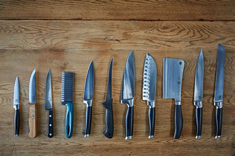 kitchen knives guide kitchen knives the ultimate guide the basics all