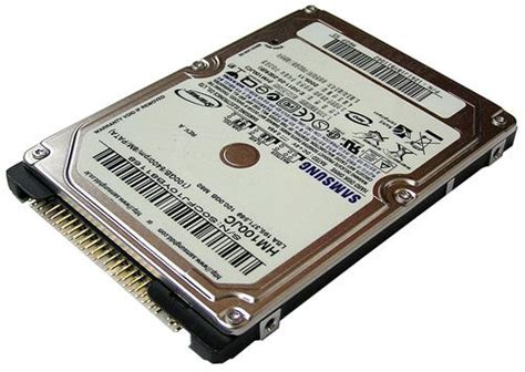 Hddhardisk 120gb Sata 25 Laptopnotebook samsung 120gb 2 5 quot hdd ata100 5400rpm 8mb cache hm120jc