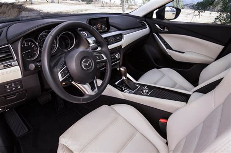 mazda interior 2016 2016 mazda6 interior view photo 24